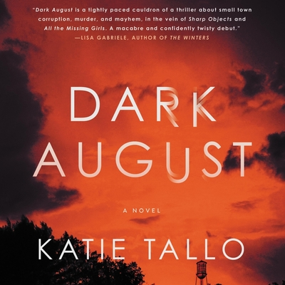 Dark August Cover Image