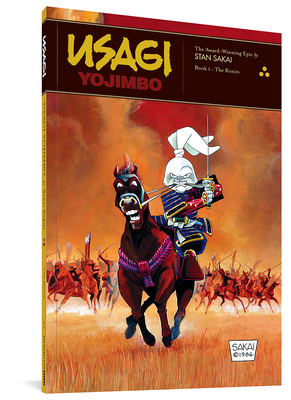 Usagi Yojimbo: The Ronin Cover Image