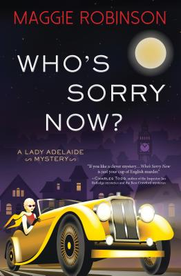 Who's Sorry Now? Cover Image