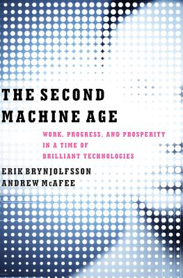 The Second Machine Age Cover
