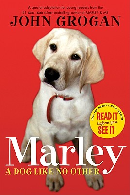 Marley: A Dog Like No Other Cover Image