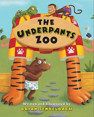 The Underpants Zoo Cover