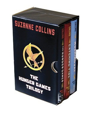 The Hunger Games Trilogy Boxed Set Cover Image