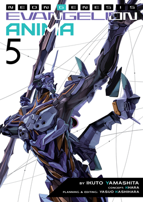 Neon Genesis Evangelion: ANIMA (Light Novel) Vol. 5 Cover Image
