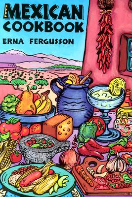 Mexican Cookbook Cover Image