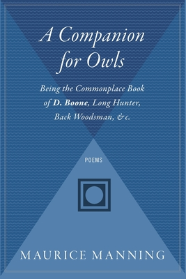 Cover for A Companion for Owls