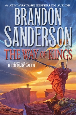 The Way of Kings: Book One of the Stormlight Archive Cover Image
