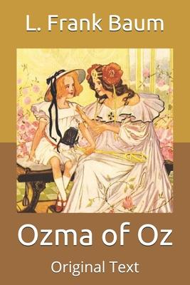 Ozma of Oz: Original Text Cover Image