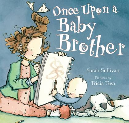 Once Upon a Baby Brother Cover