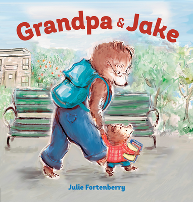 Cover for Grandpa and Jake