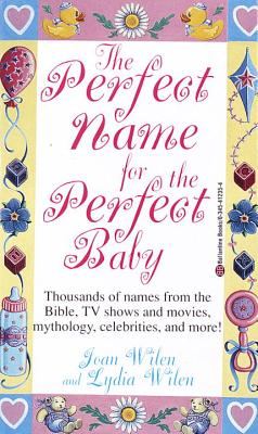 The Perfect Name for the Perfect Baby Cover