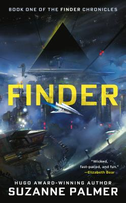Finder (The Finder Chronicles #1) Cover Image