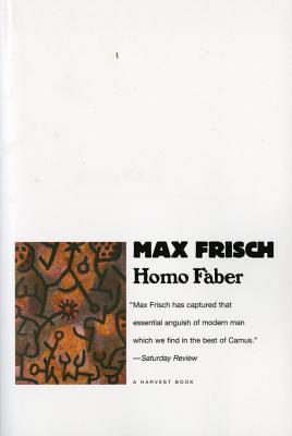 Homo Faber Cover