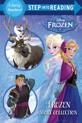 Frozen Story Collection (Disney Frozen) (Step into Reading) Cover Image