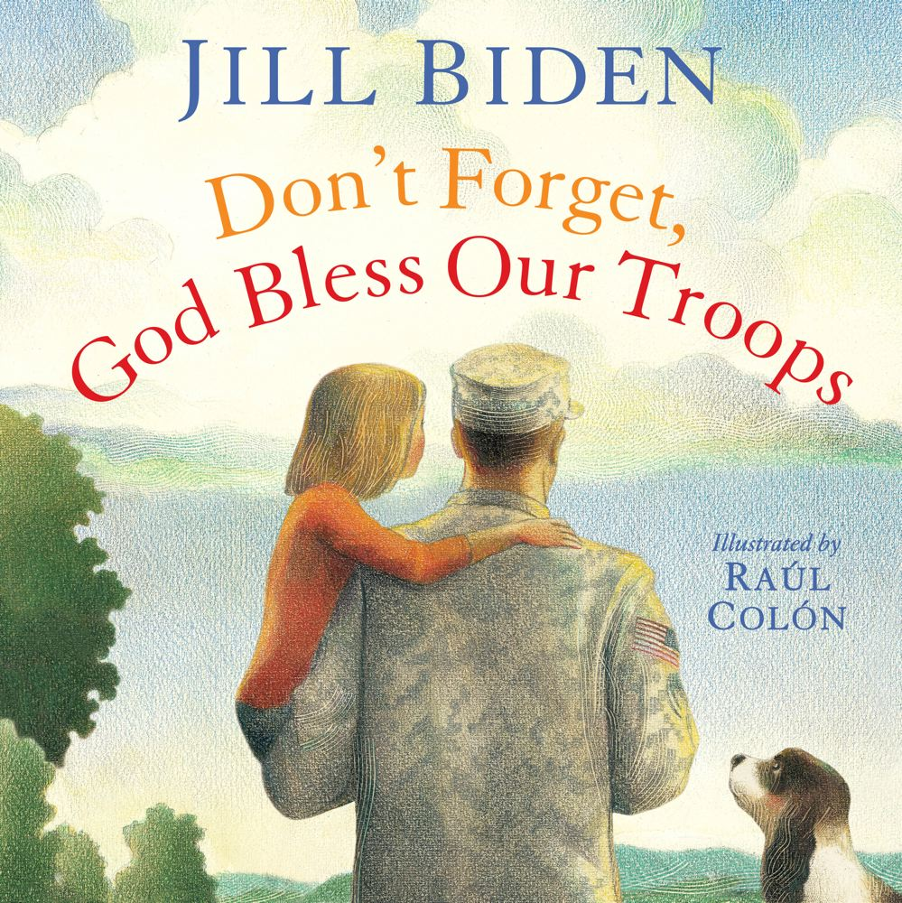 Don't Forget, God Bless Our Troops Cover