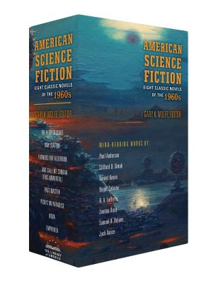 Cover for American Science Fiction