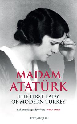 Cover for Madam Atatürk