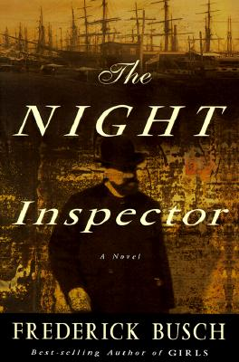 The Night Inspector Cover