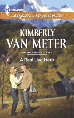 A Real Live Hero Cover
