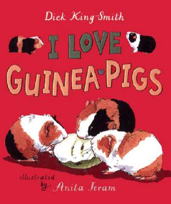 I Love Guinea Pigs Cover