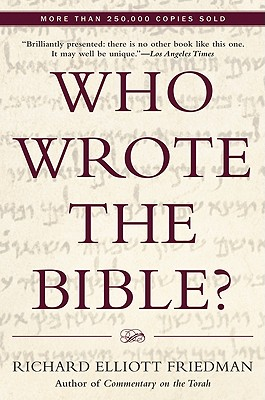 Who Wrote the Bible? Cover