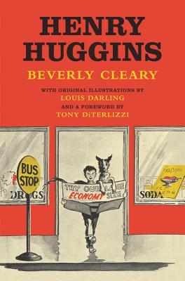 Henry Huggins Cover Image