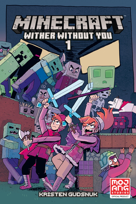 Minecraft: Wither Without You (Graphic Novel) Cover Image