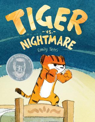 Tiger vs Nightmare by Emily Tetri
