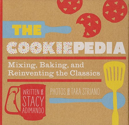 The Cookiepedia Cover