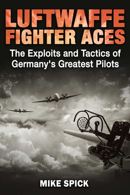 Cover for Luftwaffe Fighter Aces