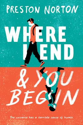 Cover for Where I End and You Begin
