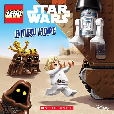 A New Hope: Episode 4 Cover Image