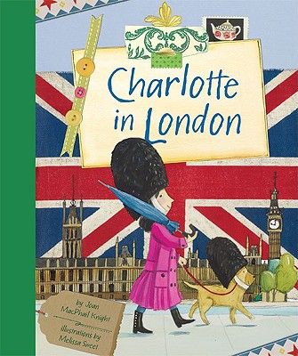 Charlotte in London Cover