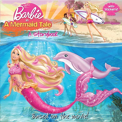 Barbie in a Mermaid Tale Cover