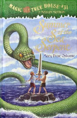 Summer of the Sea Serpent Cover