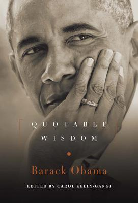 Barack Obama: Quotable Wisdom Cover Image