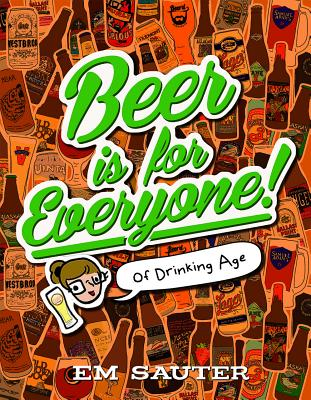 Cover for Beer Is for Everyone!