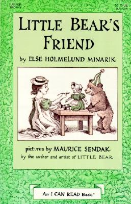 Little Bear's Friend Book and Tape Cover