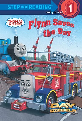 Flynn Saves the Day Cover Image