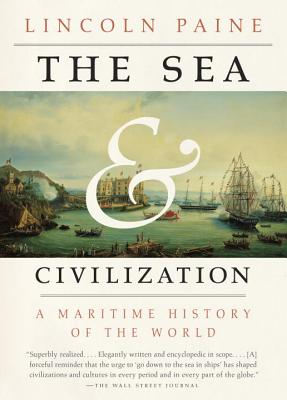 The Sea and Civilization Cover
