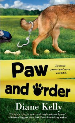 Paw and Order (A Paw Enforcement Novel #2) Cover Image