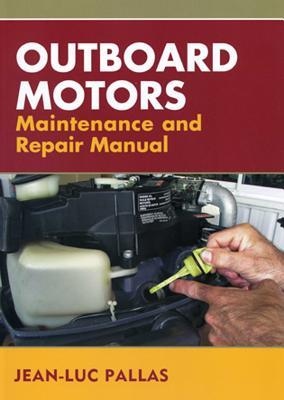 Outboard Motors Maintenance and Repair Manual Cover Image