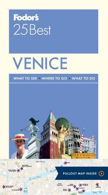 Fodor's Venice 25 Best Cover