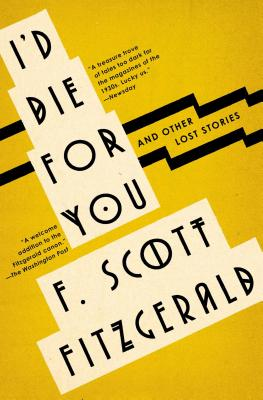 I'd Die For You: And Other Lost Stories Cover Image