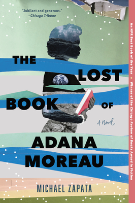 Cover for The Lost Book of Adana Moreau