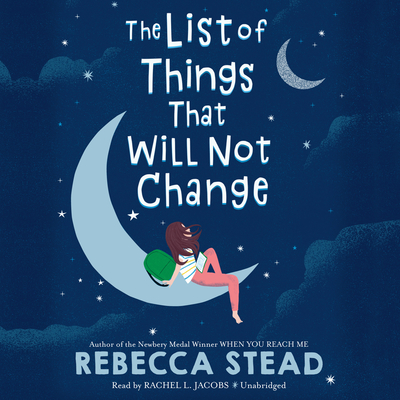 Cover for The List of Things That Will Not Change