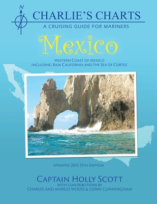 Charlie's Charts: Western Coast of Mexico and Baja Cover Image
