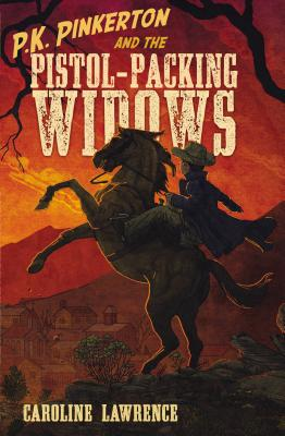 P.K. Pinkerton and the Pistol-Packing Widows Cover Image