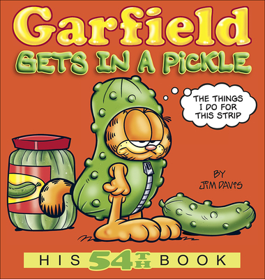 Garfield Gets in a Pickle (Garfield New Collection) Cover Image