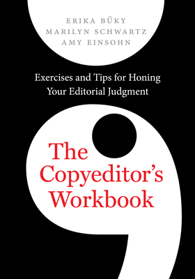 Cover for The Copyeditor's Workbook